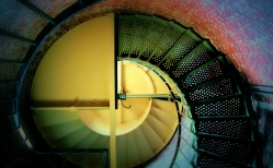 What Goes Up, at Cape Blanco Lighthouse