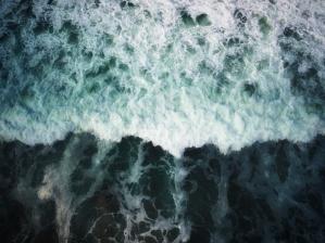 Moody Seas by Jaklyn Larsen